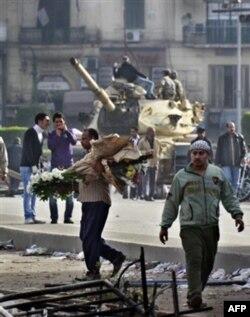 AQSh Misrda hokimiyat o'zgarib, haqiqiy demokratiya qaror topishi tarafdori