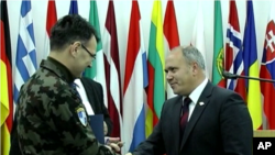 НАТО го предаде Ејбл центарот во надлежност на АРМ