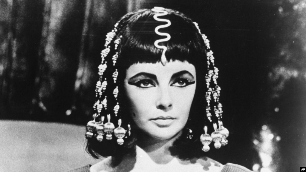 Elizabeth Taylor's 'Cleopatra' Headdress, Jewels to be ...