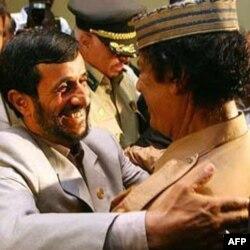 Eron prezident Mahmud Ahmadinajod bilan