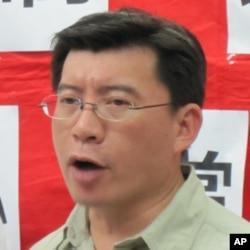 张宏林 公民监督国会联盟执行长