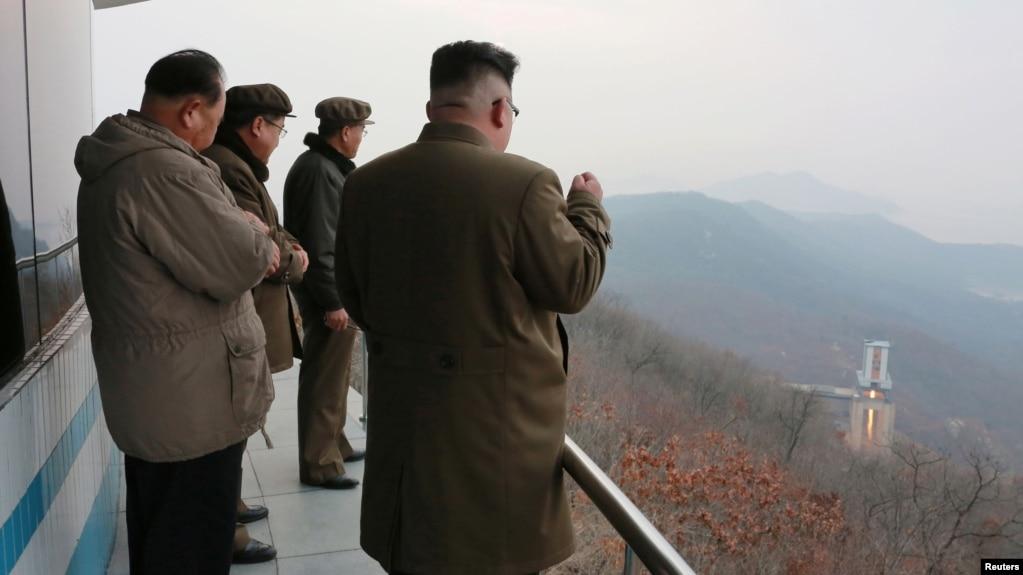 Image result for North Korea rocket-engine test shows 'meaningful' progress: South Korea,