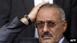 Politički uzdrmani jemenski predsednik Ali Abdula Saleh
