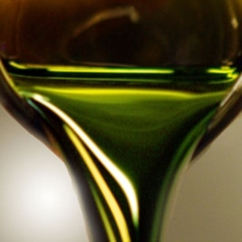 Algae-based crude oil