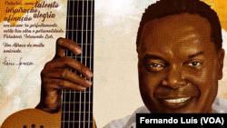 Fernando Luís, cantor moçambicano