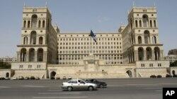 Здание правительства Азербайджана