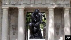 Музей Родена в Филадельфии