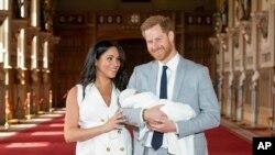 شاهزاده هری و همسرش به تازگی صاحب فرزندی شده اند.