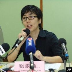 刘家仪,天安门母亲运动成员