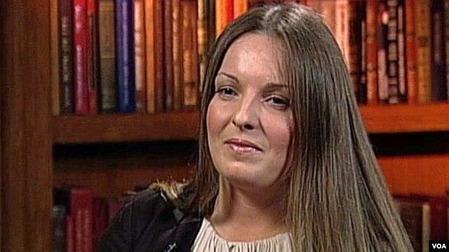 Ljubica Vasić, pomoćnik ministra spoljnih poslova Srbije