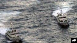 جاپانی جزیرے کے قریب مال بردار بحری جہاز لاپتہ