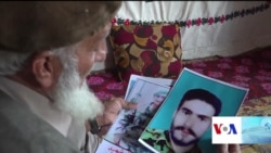 An Afghan father remembers one of his three sons killed in the country's war, seen here in the award-winning TV report by VOA Afghan Service journalist Zabihullah Ghazi.