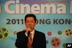 台灣電影事業發展基金會董事長朱延平