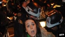 Новогодние аресты в Нью-Йорке