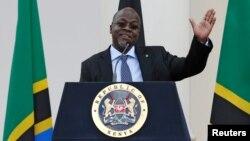 Presiden Tanzania, John Magufuli (foto: dok).