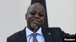 Rais John Magufuli