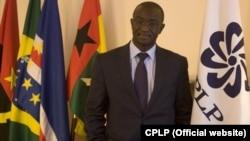 Guine Bissau Helder Vaz Lopes CPLP