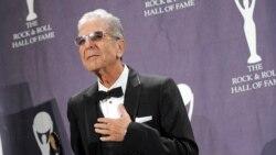 Top Ten Música na América: Leonard Cohen na corrida aos Brit Awards