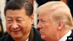 Predsednici SAD i Kine Donald Tramp i Ši Đinping na Samitu G20 u Buenos Ajresu, 30. nov. 2018.