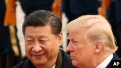 Hai nhà lãnh đạo Mỹ-Trung đã đồng ý hưu chiến thương mại 90 ngày