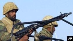 فوجی تربیتی مرکز پر ناکام خودکش حملے میں پانچ ہلاک