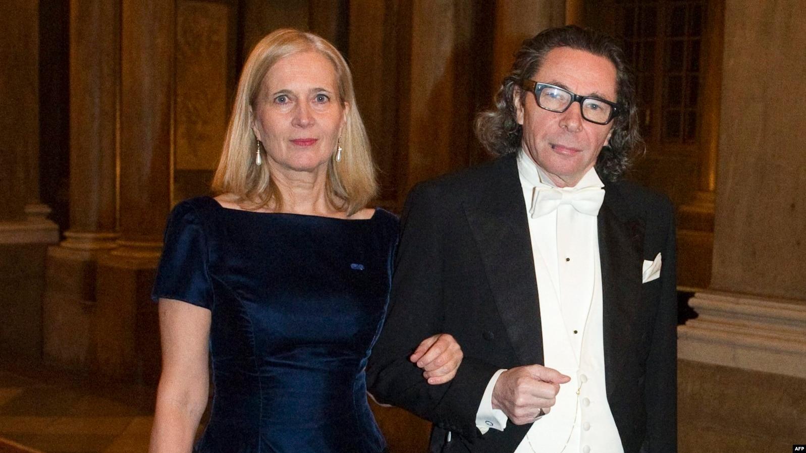 Sweden Charges Man at Center of Nobel Scandal