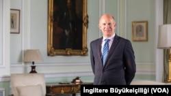 İngiltere'nin Ankara Büyükelçisi Dominick Chilcott