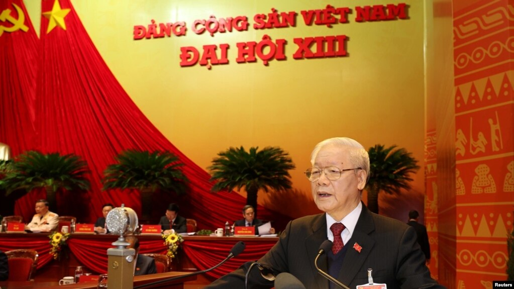 """Tổng bí thư Nguyễn Phú Trọng vừa ra lời kêu gọi """"chống dịch như chống giặc"""". Hình minh họa."""