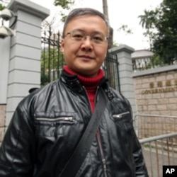 賴仁彪稱港人對官員腐敗追究到底