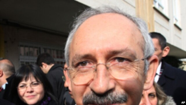 Kemal Kilicdaroglu, head of Turkey's main opposition People's Republican Party (File Photo)