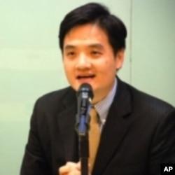 選舉委員會選舉商界(第一)參選人黃元山