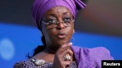 Alison Diezani Madueke, tsohuwar ministar man fetur ta Najeriya
