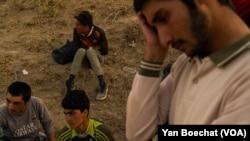 افغان پناه غوښتونکي په ترکیه کې