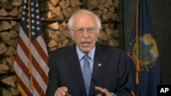 Seneta Bernie Sanders