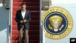 Обама пристигна на самитот на НАТО во Лисабон