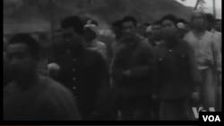 志願軍戰俘激增(視頻截圖)