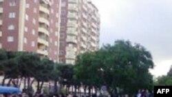 Azərbaycanda müxalifətçi gənclər PKK terroruna etiraz edib