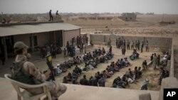 IS ထိန္းခ်ဳပ္တဲ့ Mosul ၿမဳိ့တြင္း အီရတ္တပ္ေတြ ဝင္ေရာက္