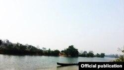 နမၼတူျမစ္ ( Photo-Shan Human Rights Foundation)
