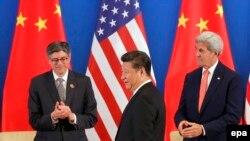 """中美""""经济战""""即将开幕"""