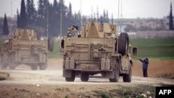 Američke snage u severnoj Siriji (arhivska fotografija)