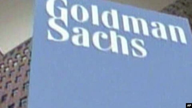 Charges Against Goldman Sachs Boost Case for Financial Reform