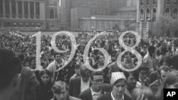 Prosvjedi 68. na Univerzitetu Columbia