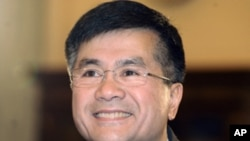 Secretary of Commerce, Gary Locke