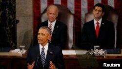 Obama Falando terça feira ao Congresso