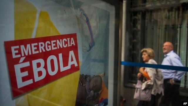 Ebola, sacrificato a Madrid il cane dell'infermiera contagiata dal virus