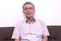Guru Besar Ilmu Tanah, Fakultas Pertanian UGM, Prof Azwar Maas. (Foto: Courtesy/Faperta UGM)