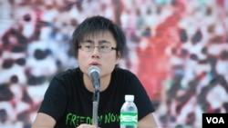 香港專上學生聯會秘書長李成康