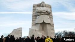 Icibutso ca Martin Luther King Jr. mu gisagara ca Washington DC.