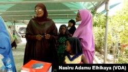 Kwamitin JIBWIS ya tallafawa mabukata a Abuja